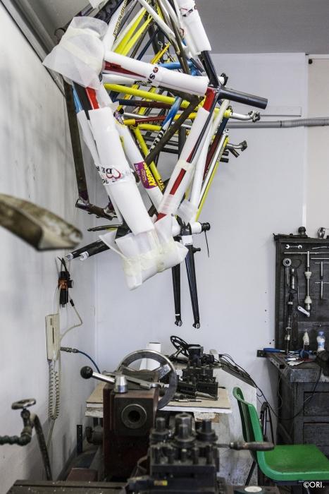 Mattia Paganotti a k a  Legor Cicli | RAW Cycling Magazine