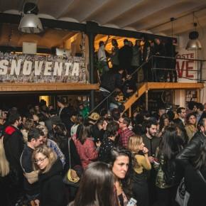 DSNV RUNS West  Coast premiere party