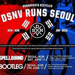 DSNV RUNS Seoul