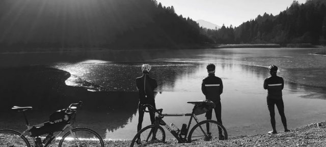 Men of Lakes 500. 4 days, 500 km and 11 lakes