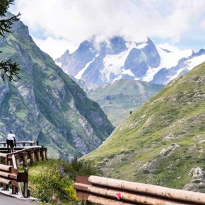 On board: Le Tour du Mont Blanc por Monika Sattler