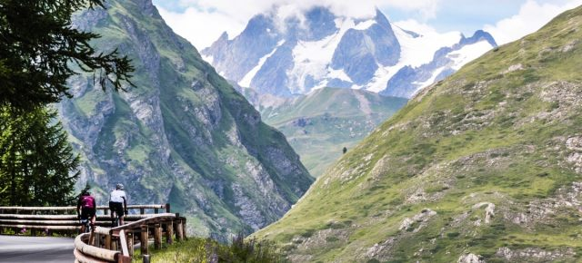 On board: Le Tour du Mont Blanc by Monika Sattler