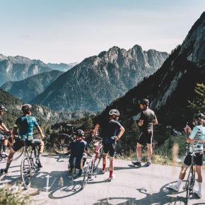 ATG2. Slovenia, a cycling paradise to be discovered